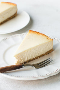 Cheese Cake By The Slice - A Good Story Foods