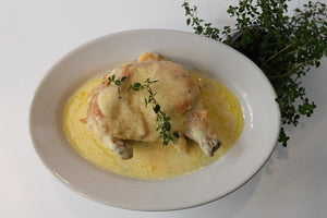 Chicken Vin Blanc - A Good Story Foods