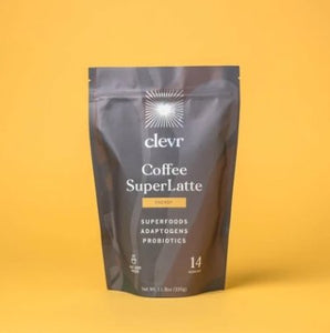 Clevr SuperLatte - Coffee - A Good Story Foods