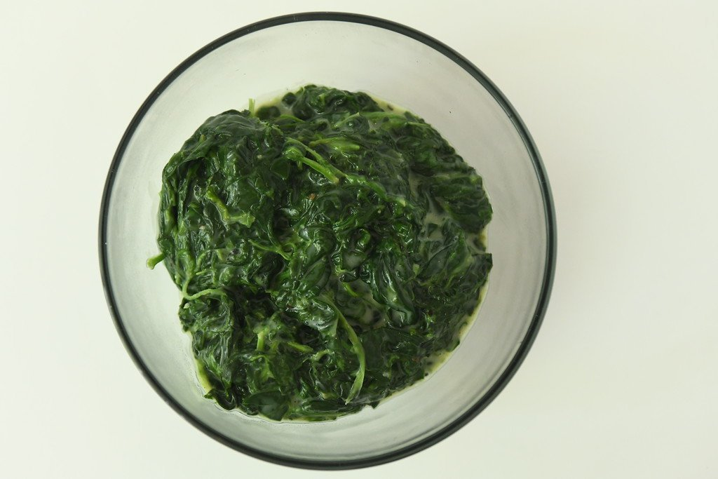 Creamed Spinach - A Good Story Foods