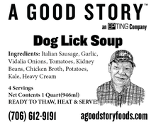 Load image into Gallery viewer, Doglick Soup - A Good Story Foods