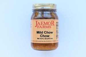 Drew's Mild Chow Chow - A Good Story Foods