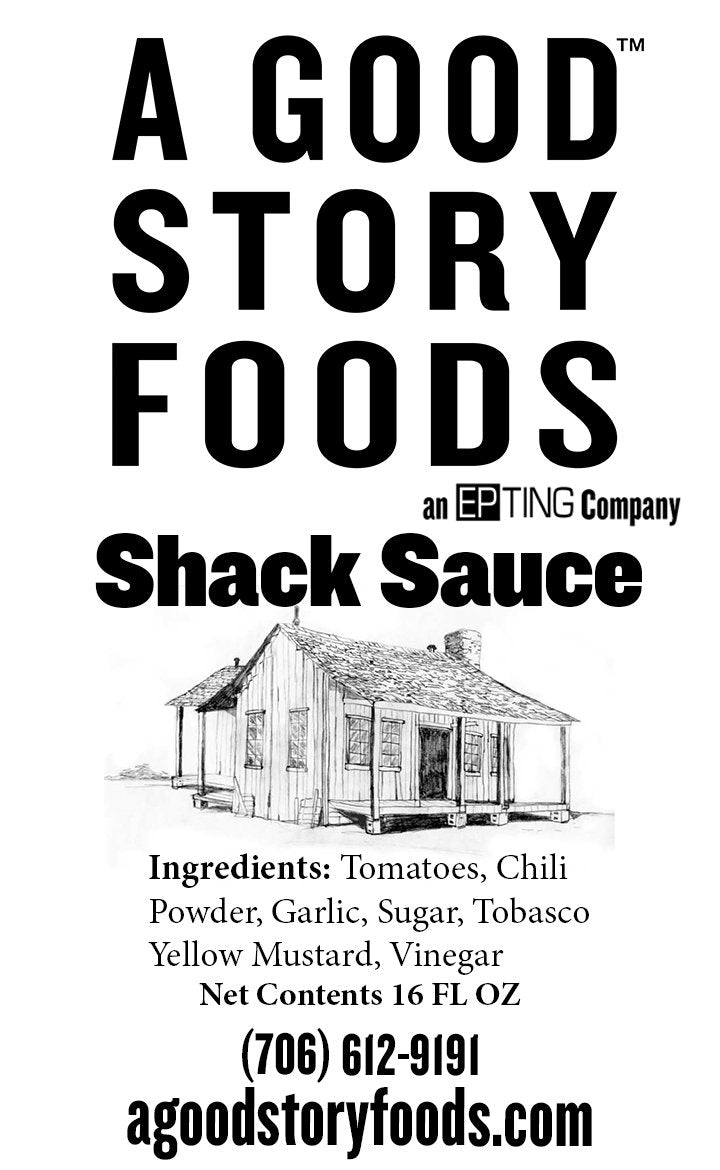 Harry's Shack Sauce - 16 oz - A Good Story Foods