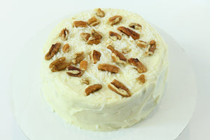 Italian Cream Cake - 6 inch - A Good Story Foods