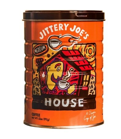 Jittery Joe's House - A Good Story Foods