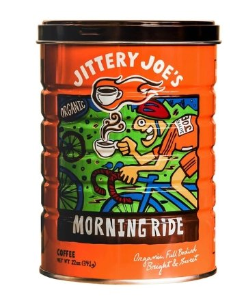 Jittery Joe's Morning Ride Organic - A Good Story Foods