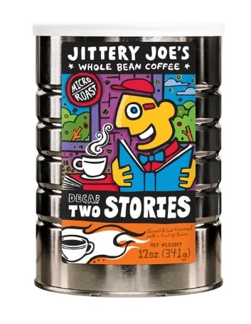 Jittery Joe's Two Stories - A Good Story Foods