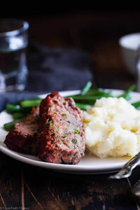 Meatloaf - A Good Story Foods