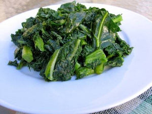 Renisha's Home Style Collard Greens - A Good Story Foods