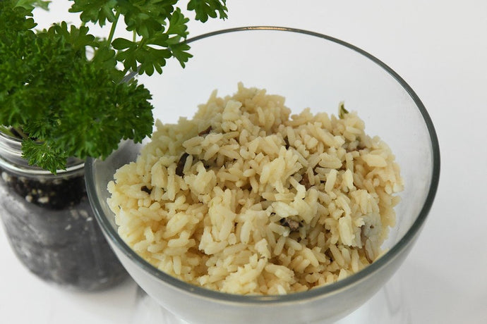 Rice Pilaf - A Good Story Foods