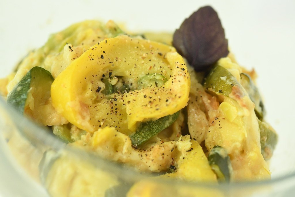 Squash Casserole - A Good Story Foods