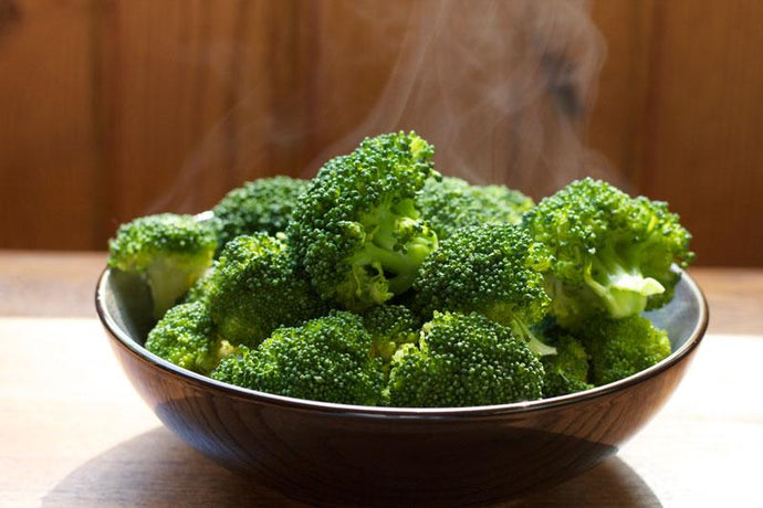 Steamed Broccoli - A Good Story Foods