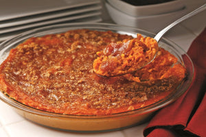 Sweetpotato and Apple Casserole - A Good Story Foods