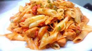 Tuscan Vegetable Pasta - A Good Story Foods