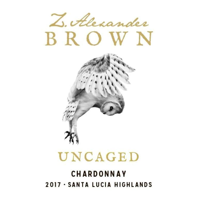 Z. Alexander Brown Uncaged Chardonnay 750ml - A Good Story Foods