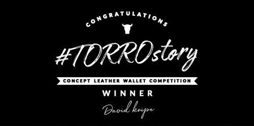 Discover more - #TORROstory Winner - concept leather wallet