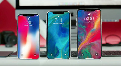 New 2018 iPhones