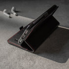 iPhone 11 Pro Max Leather Case - Horizontal stand function