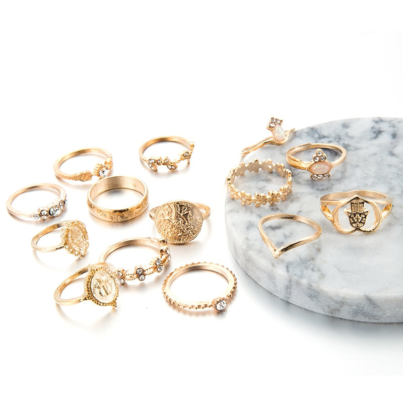 Set For Life Rings