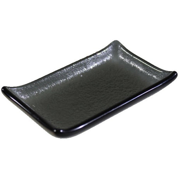 Canapé Tray - Rectangular Grey - 8 X 6Cm (6)