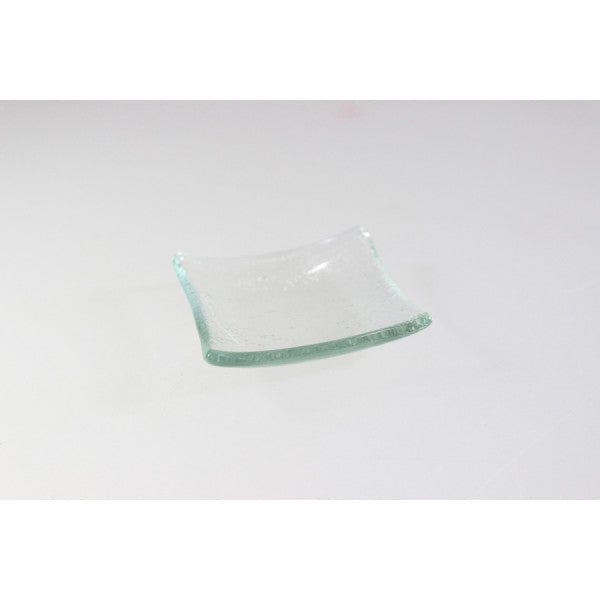 Canapé Tray Square Clear - 7 X 7Cm (6)