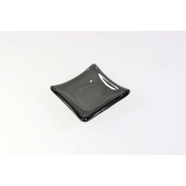 Canapé Tray Square Dark Grey - 7 X 7Cm (6)