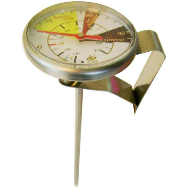 Thermometer Coffee 125Mm (50°C To 100°C) Coffee, Cappuccino, Milk Thermometer