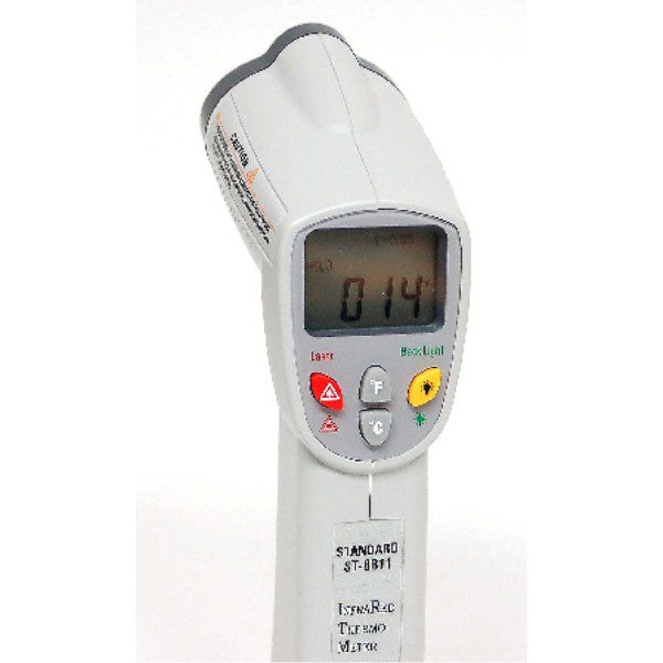 Thermometer Infrared Laser -50°C To +530°C