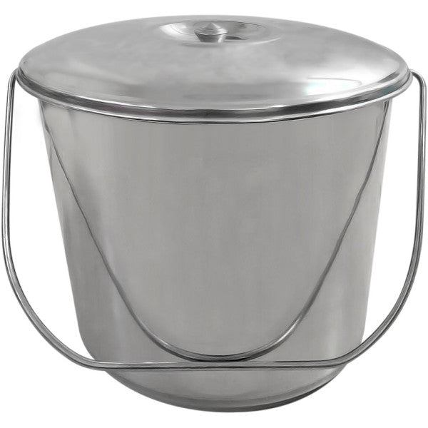 Bucket With Lid 12Lt