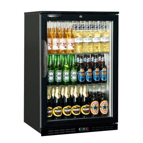 Back Bar Cooler Salvadore - Single Hinged Door