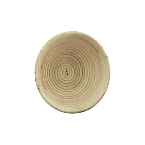 Bread Basket Rye Round - 230 X 70Mm