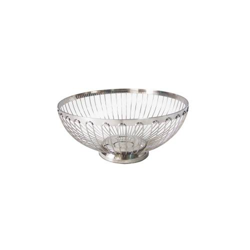 Basket S/Steel - 220 X 95Mm