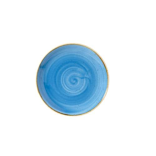 Cornflower Blue - Coupe Bowl - 24.8Cm