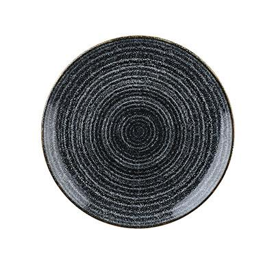 Charcoal Black - Coupe Plate