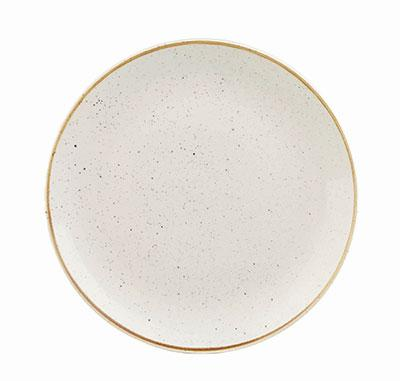 Barley White - Coupe Plate