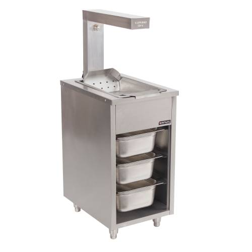 Industrial Chip Fryers Floor Standing