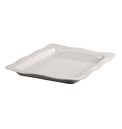 Porcelain Tray Display Gn 1/2 250 X 306 X 33Mm