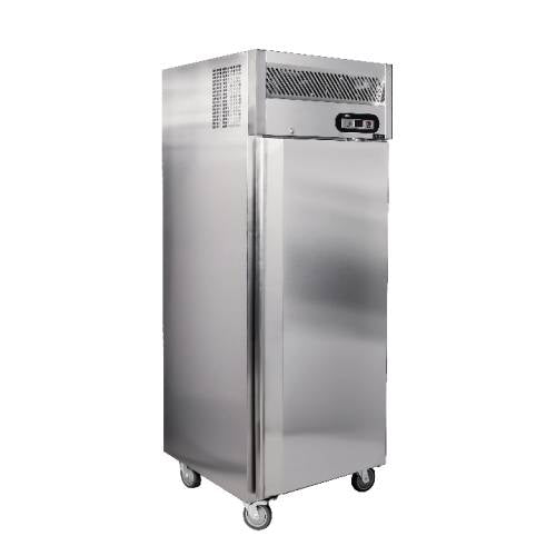 Commercial Kitchen Freezer - Single Door - S/Steel