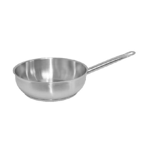 Conical Sauce Pan S/Steel 2,8 Lt -240Mm