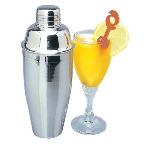 Cocktail Shaker S/Steel-700Ml