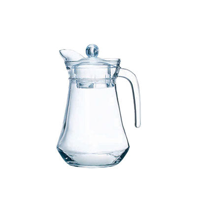 Broc Jug With Lid 1.3L H217Mm W163Mm