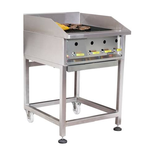 Heavy Duty Gas Grillers