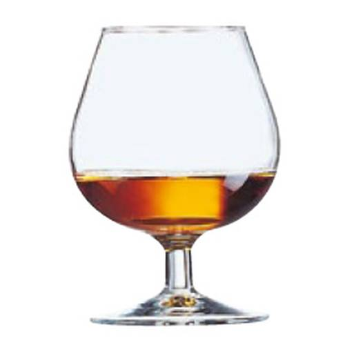 Degustation  Brandy 410Ml H129Mm W95Mm