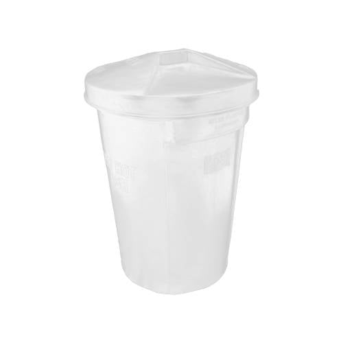 Ingredient Bin 85Lt (White) 450 X 630Mm - Includes Lid