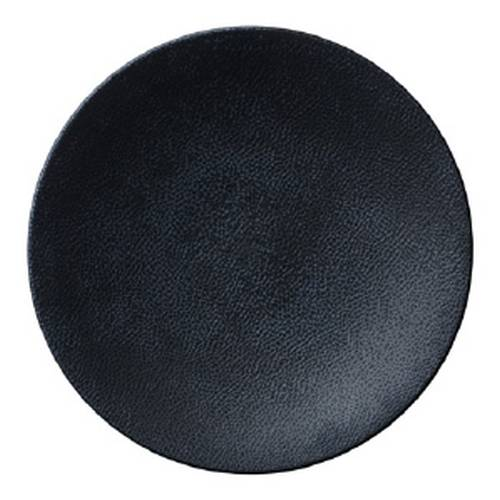 Leather - Black - Main Plate - 27.5Cm