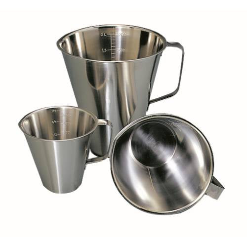 Measuring Jug S/Steel-2Lt