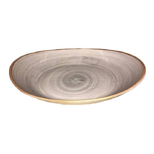 Deep Buffet Oval Bowl - 36Cm
