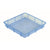 Mould Silicon Square  240 X 240 X 44Mm
