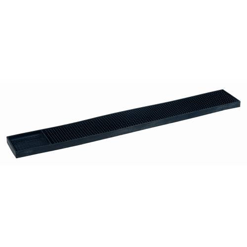 Bar Mat - 70 X 580Mm (Black)