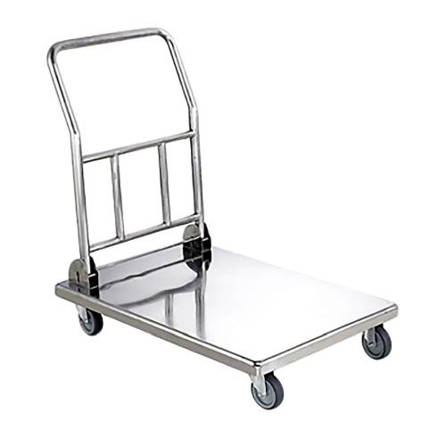 Platform Push Trolley - 900 X 600 X 900Mm